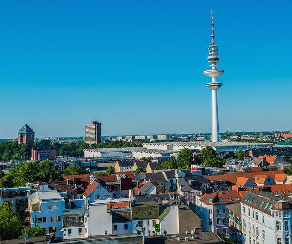 Wiedereröffnung Fernsehturm Hamburg Stiftung und innovatives Brandschutzkonzept machen den Weg frei