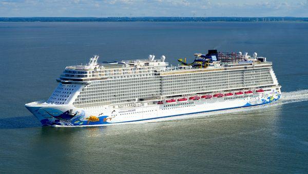 Die Norwegian Escape ist der zehnte Neubau für die Norwegain Cruise Line, den die Meyer Werft fertigte