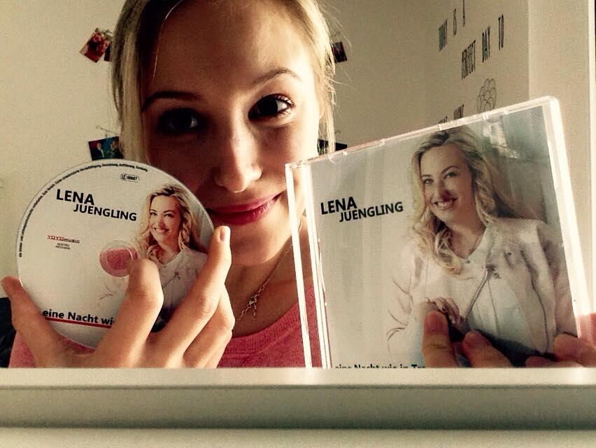 Lena Jüngling stellt CD vor