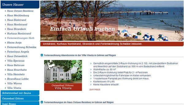 Rügen ist eine der schönsten deutschen Inseln an der Ostsee