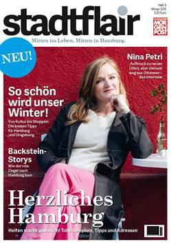 Die dritte Ausgabe von stadtflair läutet mit Winter-Highlights vierte Jahreszeit ein