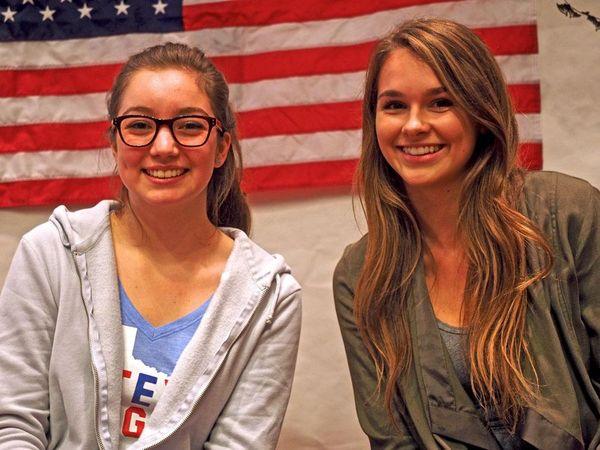 Das Schuljahr in den USA ist in zwei Semester aufgeteilt.