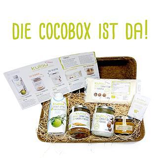 Pünktlich zur Vorweihnachtszeit präsentiert KULAU eine vielseitige Geschenkidee – die Cocobox