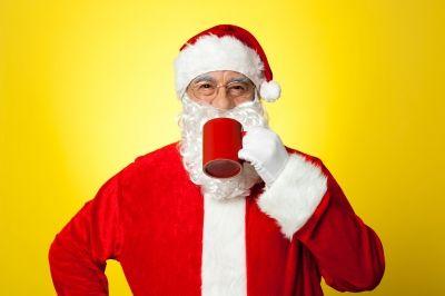 Prost Weihnachten 2014: In der Ruhe liegt die Kraft