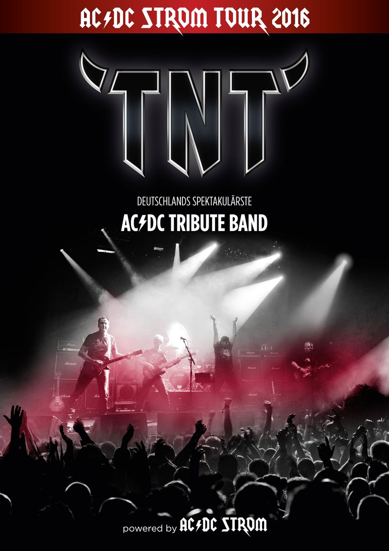 """AC/DC Strom Tour 2016"": TNT in Concert"