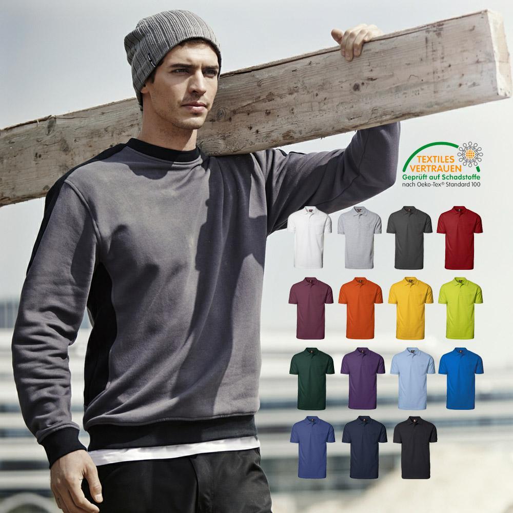 SOS: Unternehmensmode und werbewirksame Textilien