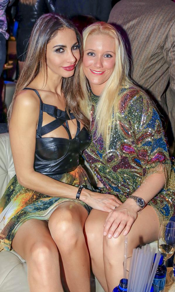 Janina Youssefian, Laura Gockel
