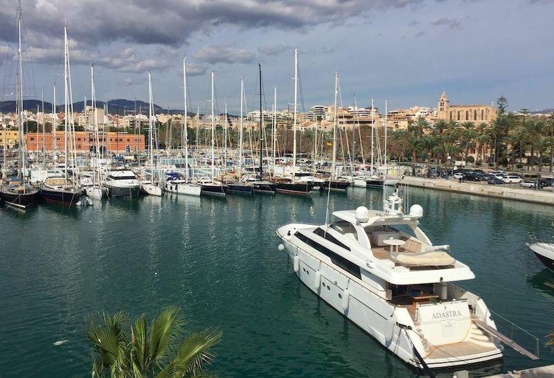 Ausgangshafen: La Lonja Pier, Palma de Mallorca