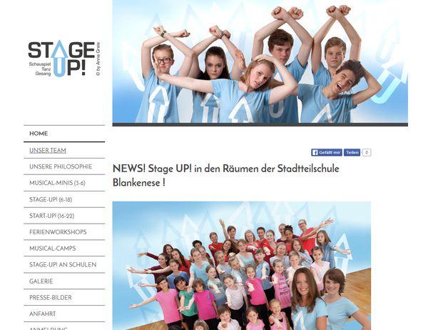 Singen, tanzen, schauspielern an Hamburgs neuer Musicalschule