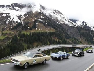 5. Bodensee-Klassik 2016: Für die Oldtimer geht's hoch hinaus