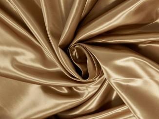 Duschvorhang Gold glänzend von Duschvorhang.de