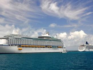 Hamburg ist ein beliebtes Ziel für Kreuzfahrtschiffe