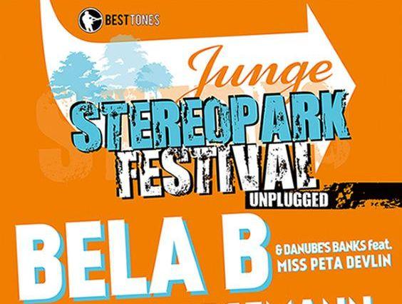 Junge Stereopark Festival - Plakat