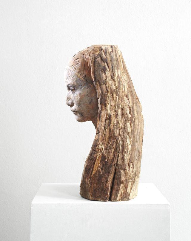 Skulptur von Laura Eckert