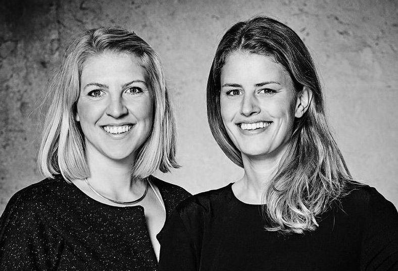 Die kreativen Köpfe - Annika Steven und Franziska Cadmus