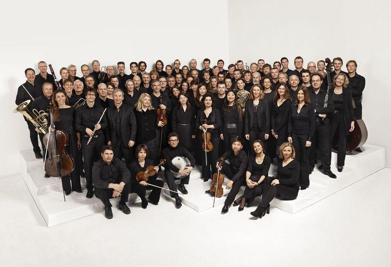 Das NDR Elbphilharmonie Orchester in der Saison 2016/17