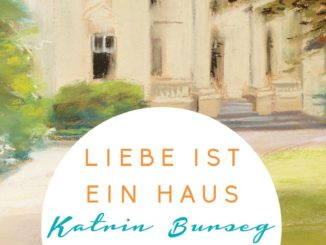 Erfolgreicher Roman der Hamburger Autorin Katrin Burseg