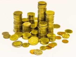 Gold in Münzenform ist sehr begehrt in Krisenzeiten