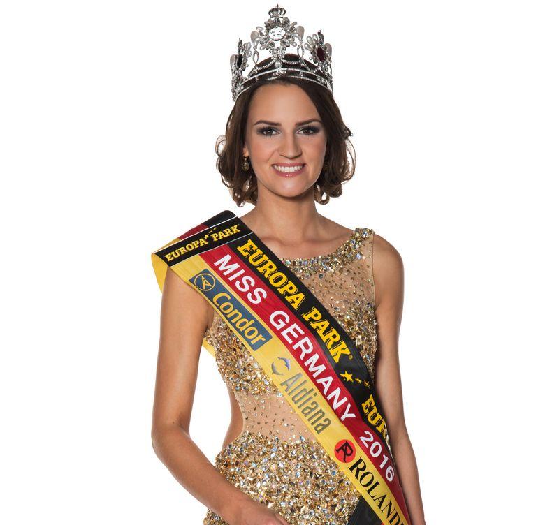 Miss Germany Lena Bröder