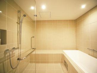 Das Badezimmer für Senioren