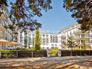 Lässig-elegante Vielfalt: Steigenberger Grandhotel and Spa Heringsdorf