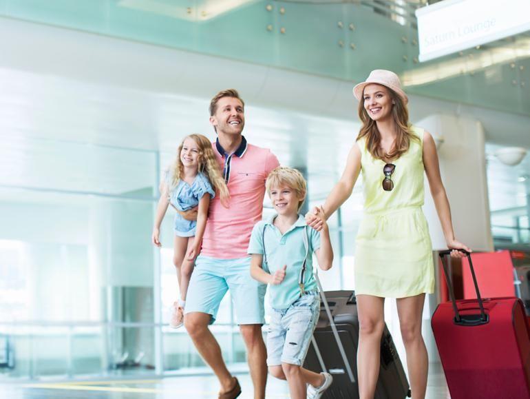 Perfekt vorbereitet in die Urlaubssaison mit der Packliste für den Familienurlaub