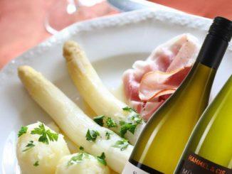 Wein und Spargel – Das kulinarisch Duo