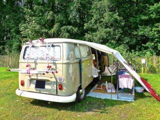 Campingboom in Hamburg