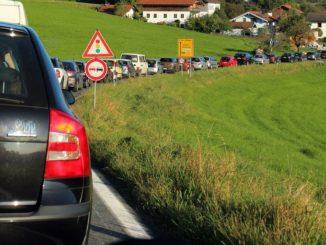 Pfingsten: Stau in ganz Deutschland
