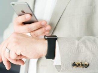 Im Business hat praktisch jeder ein Smartphone