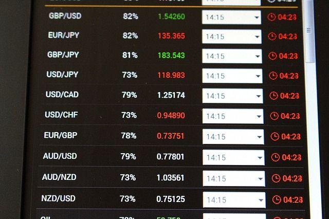 Geld verdienen an der Börse