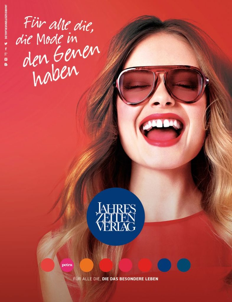 Jahreszeiten Verlag mit neuem Markenauftritt