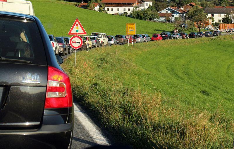Verkehr: Mega-Stau am kommenden Wochenende
