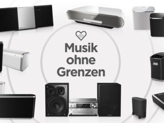 All Connected Audio System