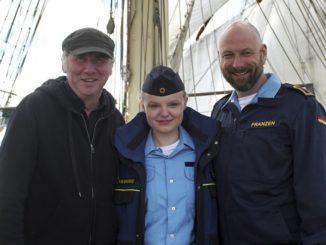 Raymond Ley dreht Fernsehfilm über tragische Nacht auf einem Segelschulschiff