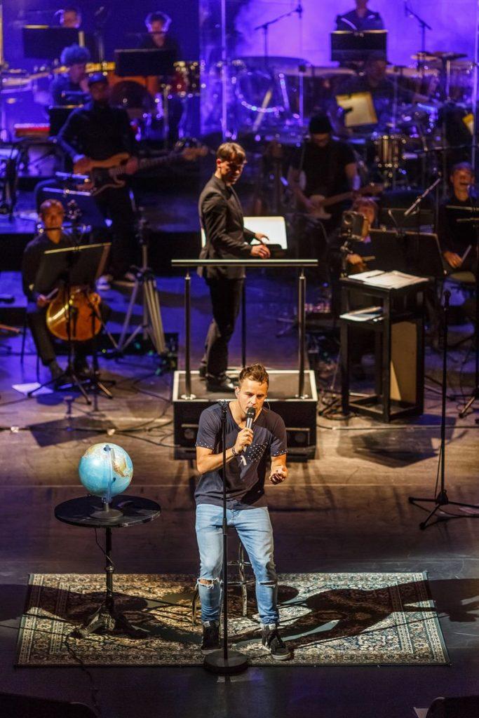 Alexander Knappe & Das Philharmonische Orchester Cottbus