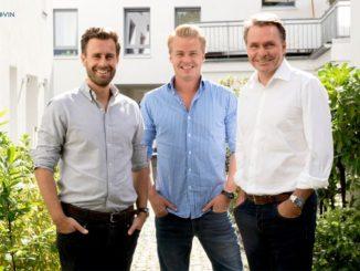 Arne Schubert, Fabian Mellin, Axel von Zimmermann