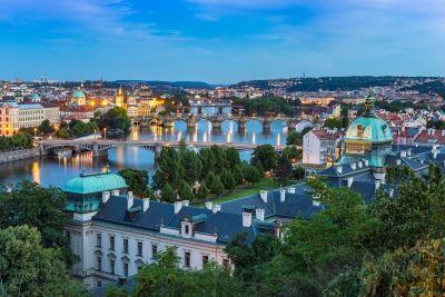 Prag ist definitiv eine Reise wert