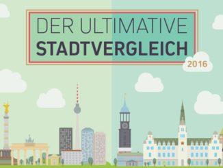 Berlin vs. Hamburg – Der ultimative Stadtvergleich in Zahlen