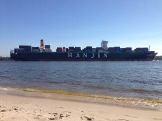 Ocean Carrier Frachtschiff