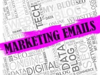 Emailmarketing gehört dazu