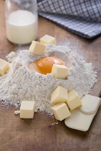 Süß- oder Sauerrahmbutter – Was eignet sich am besten für Plätzchen?