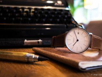 STERNGLAS Zeitmesser aus Hamburg auf Kickstarter.com