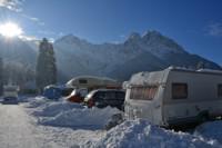 Wintercamping auf Wohlfühlplätzen