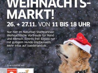 Hamburger Hundeweihnachtsmarkt - Spaß für Vierbeiner und Zweibeiner!