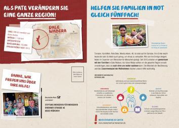 Stiftung Menschen für Menschen: Mit Patenschaften den Menschen in Äthiopien helfen