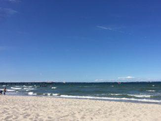 Nicht nur im Hochsommer schön - Timmendorfer Strand