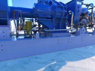 Augmented virtual reality Beispiel anhand einer Turbine in der Arktis