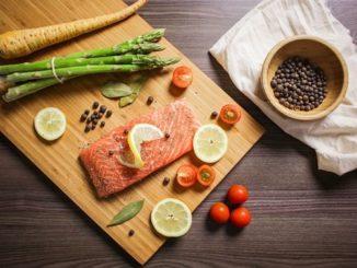 Das Auge isst mit - auch schon bei der Zubereitung soll dem Koch das Wasser im Mund zusammenlaufen