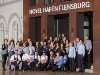 Das Hotel Hafen Flensburg sticht in See